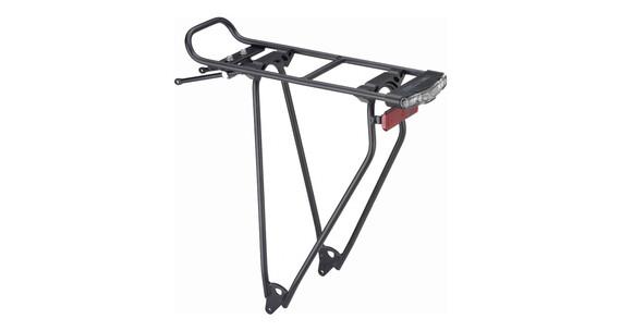 Racktime Standit Shine fiets bagagedrager zwart